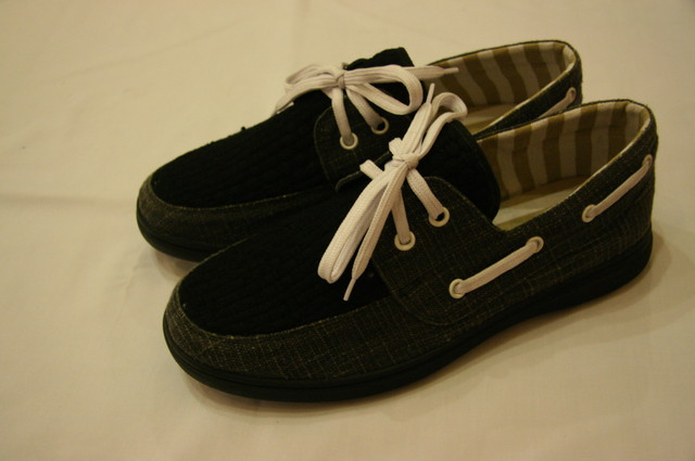 Boat Shoes (Albert) - PHP 1500