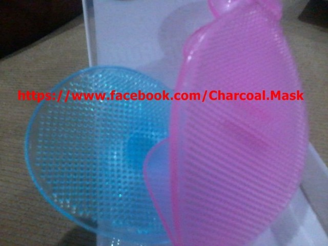Silicon Cleansing Brush - MYR 7