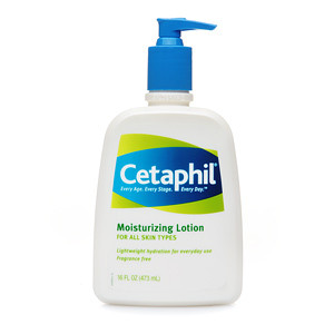 Cetaphil has one of the best moisturizers