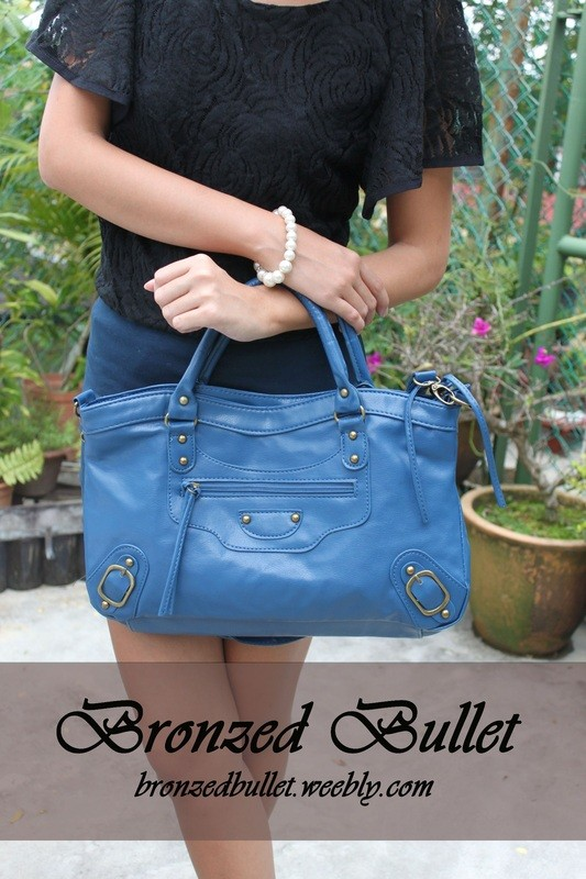 Balenciaga Inspired Bag - SGD 24