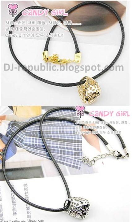 MONEY BAG NECKLACE - SGD 5