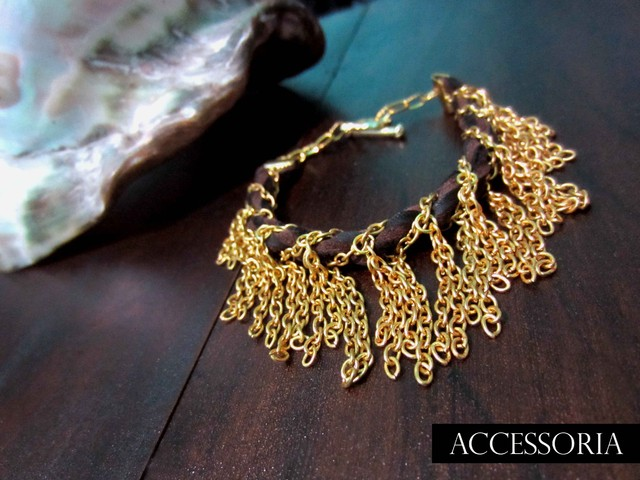 Medusa Chained Bracelet - Under The Sea - May 2012 (summer) - IDR 129