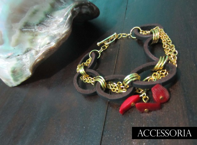 Krakatoa Chained Charm Bracelet - Under The Sea - May 2012 (summer) - IDR 119