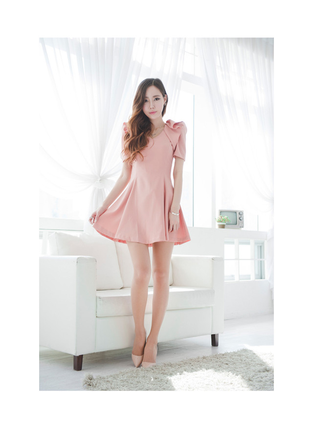 Dress pink - SGD 38
