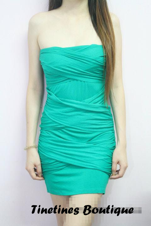 Item Number : CD13 Cross Tube Dress - MYR Sale : RM45 1 pcs / RM120 for 3 pcs