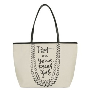 Brand new Lulu Guinness City Tote. London direct. - SGD 149