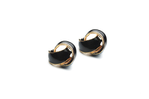 Interlocking Rings (Black) - SGD 3