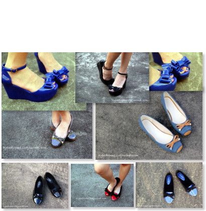 Princess Antonia Blue/ Black  Left: Gelena - Right: Basilissa  Ol' School Bibiane Black/ Red/ Blue