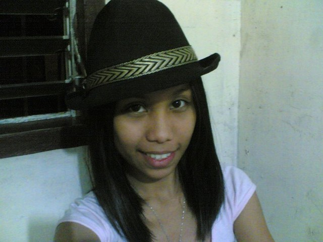 :)) nice black hat :))
