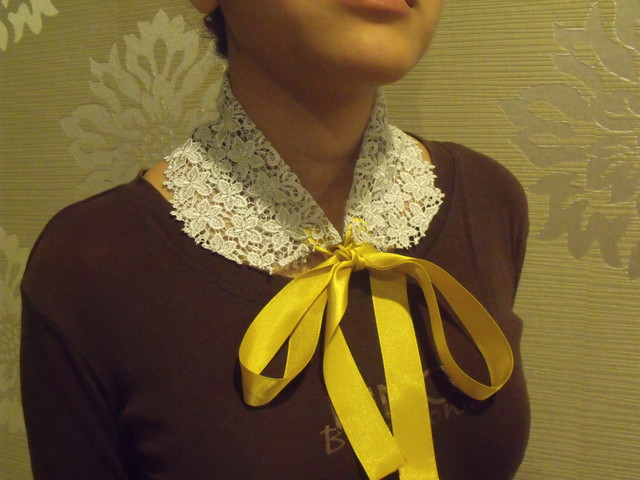 Bow&amp;Pan Collar: &quot;Kai&quot; - MYR 35