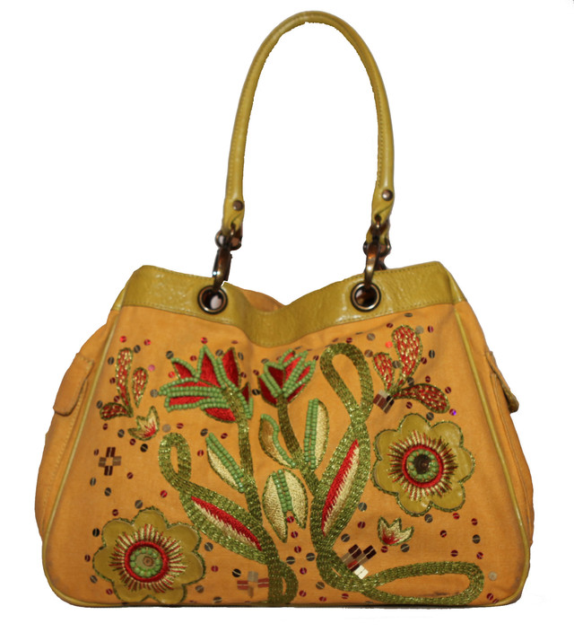 Ipa-Nima Embroidery Bag - SGD 39