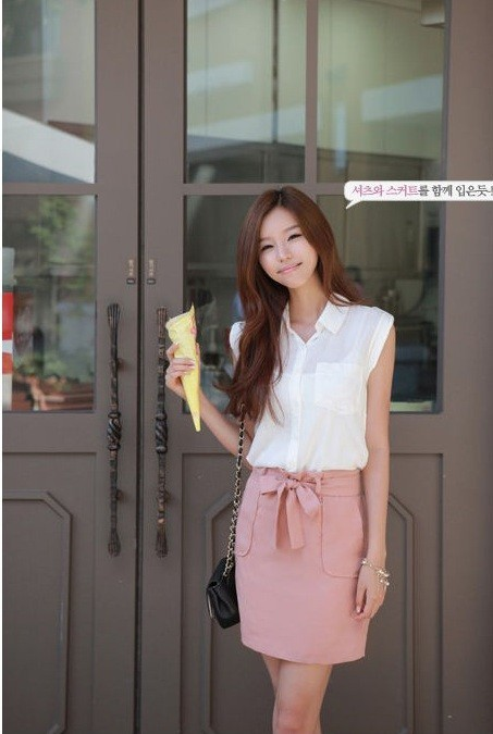 87A7286 - CHIFFON DRESS - SGD 33.31