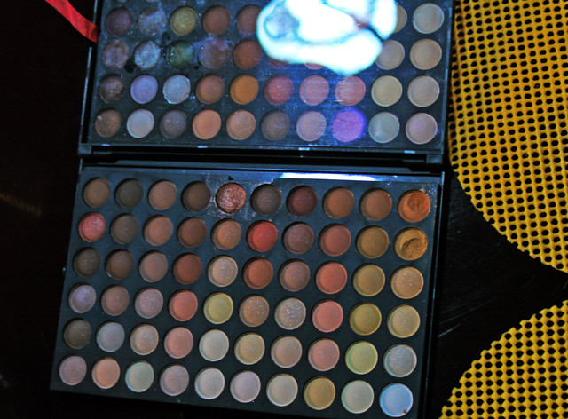 Barenaked palette