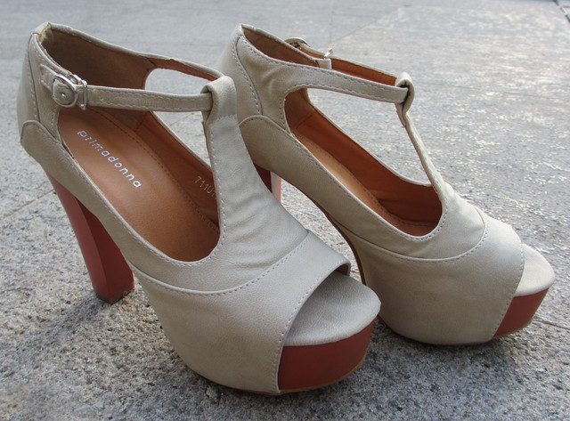 Jeffrey Campbell Foxy Inspired Heels
