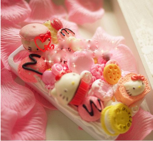 Yummy DIY iphone cover -  45