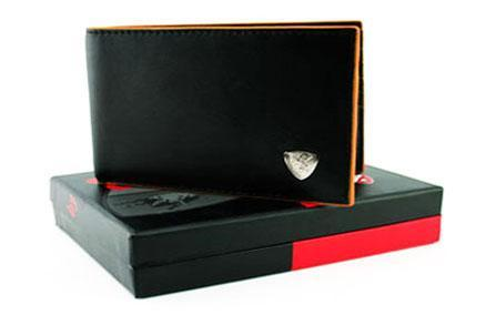 Authentic Genuine Leather Tonino Lamborghini Wallet + Certificate of Authenticity + Free Registered Mail. ONLY $78.88 instead of $189.90! Buy 3 get 1 FREE Tonino Lamborghini Pen worth $89.90! - SGD 78.88