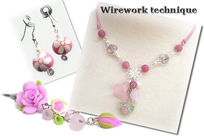 BEADING JEWELRY MAKING WORKSHOPS - SGD 