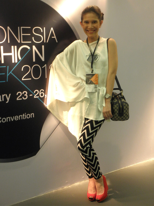 Style Spotting @ Indonesia Fashion Week
