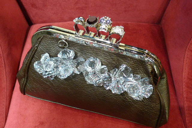 McQueen Clutch- Inspired - SGD 70
