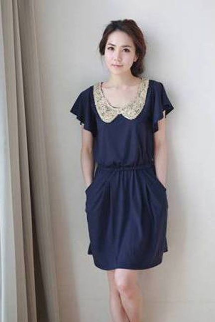 Sequined Dress $18 - SGD 18