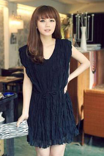 Wrinkly Dress $18 - SGD 18