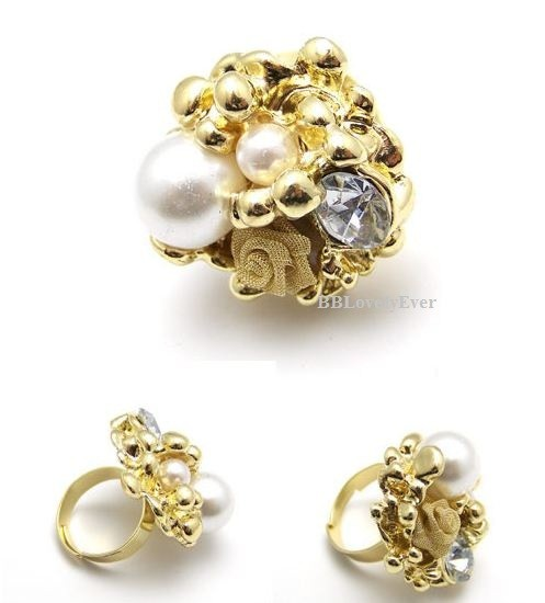 Gold Rosy Pearl  - SGD 5.00