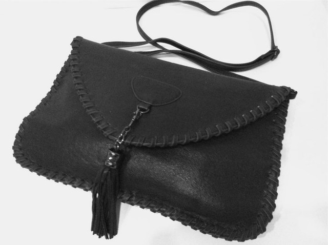 Cool Messenger Bag with tassel detail (2010) - SGD 35