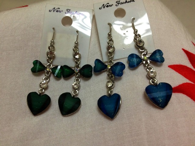 Earrings - MYR 7