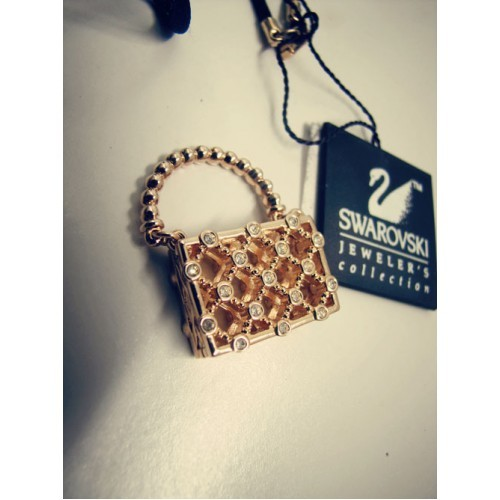 Swaroski princess bag charm - SGD 29