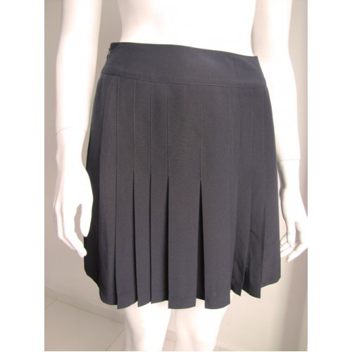 Cacharel black mini skirt - SGD 20