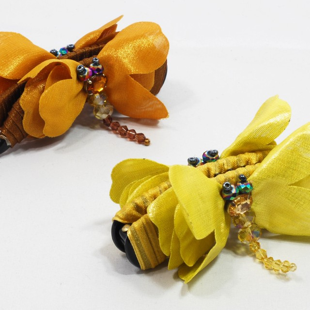 $15.90 - Korean Banana Clip-Dragonfly Design - SGD $15.90