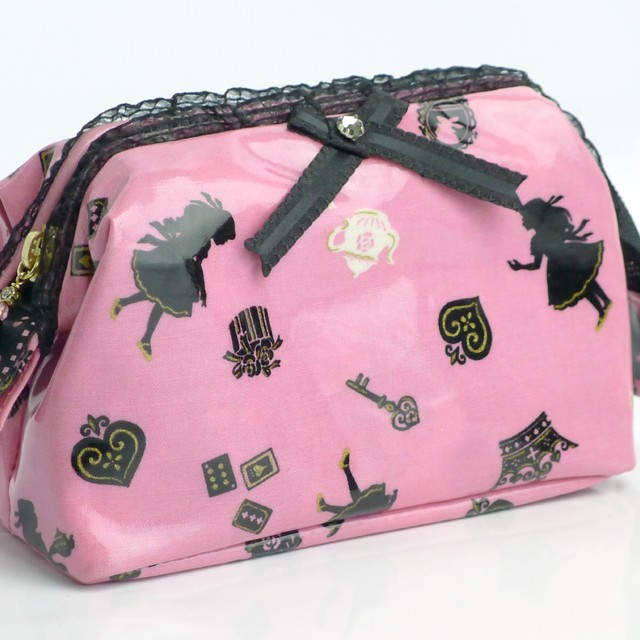 $59.90 - Cosmetic Pouch-Alice In The Wonderland - SGD $59.90
