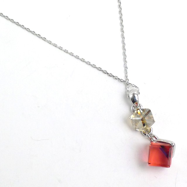 $33.90 - Necklace-Swarovski Element - SGD $33.90