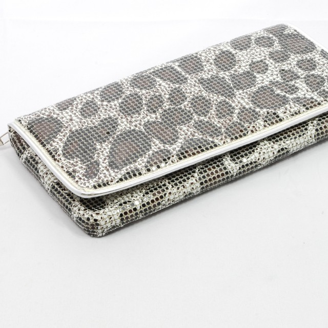 $39.90 - Clutch Bag-Big Spots Design - SGD $39.90