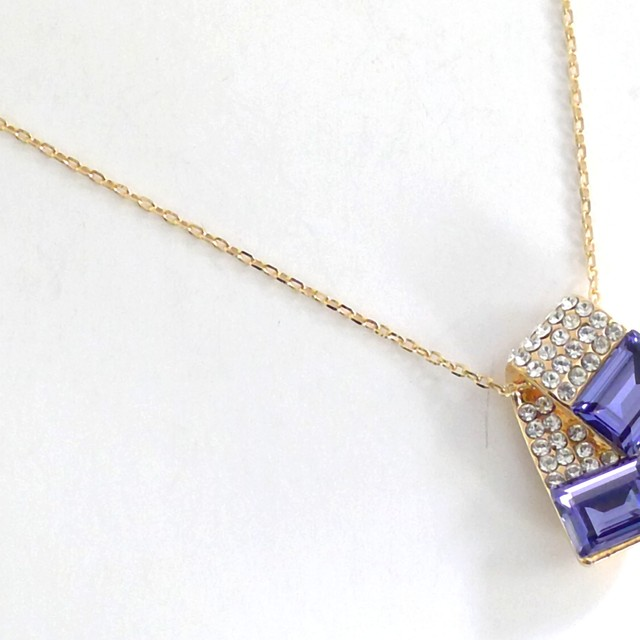 $37.90 - Necklace-Swarovski Element - SGD $37.90