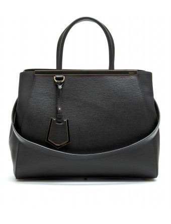 Fendi's new tote's so elegant, the 2Jours Bag