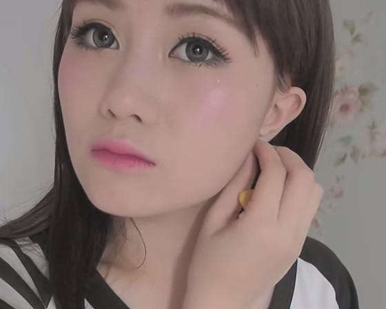 譚杏藍 Hana Tam - KAWAII Zipper 日系原宿妝