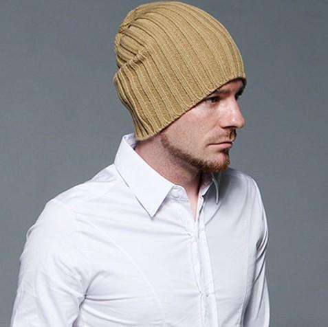 秋冬帽搭配術