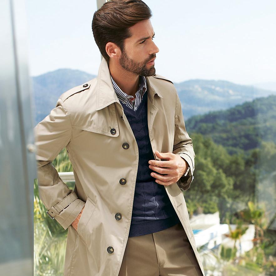 冬季時尚大衣