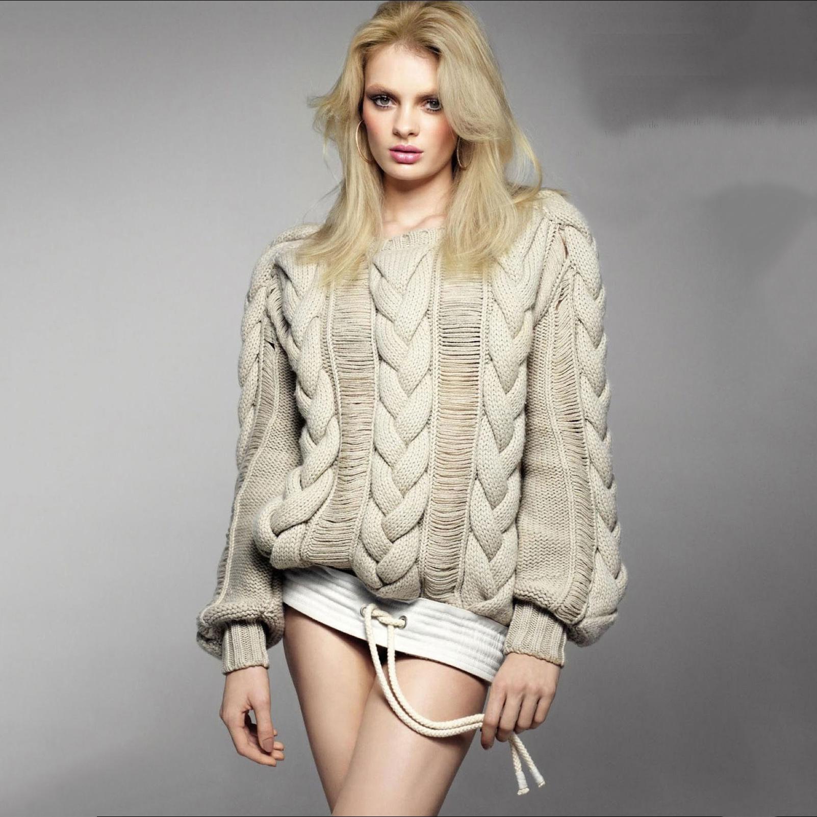 冬天必備百搭毛衣