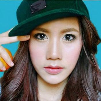 泰國的MAYY R 少女時代潤娥仿妝