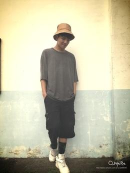 紙漁夫帽swag
