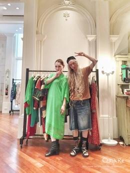 😍Welcom 美美的GVGV設計師 @Mug_gvgv 👏🏻 AS SEEN ON G.V.G.V. designer Mug Dress:G.V.G.V.