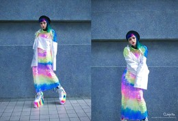 WEDNESDAY STYLE INVASION – Somewhere Over The Rainbow