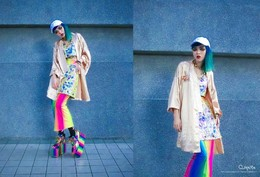 WEDNESDAY STYLE INVASION – The sea is the inverted sky