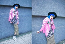 WEDNESDAY STYLE INVASION – Pink Noise