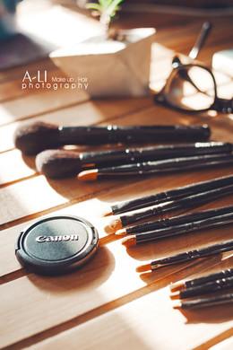 多和自己的彩妝工具培養感情,會產生意想不到的火花喔。