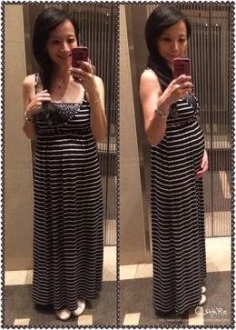 我要挑戰一件孕婦裝都不買!